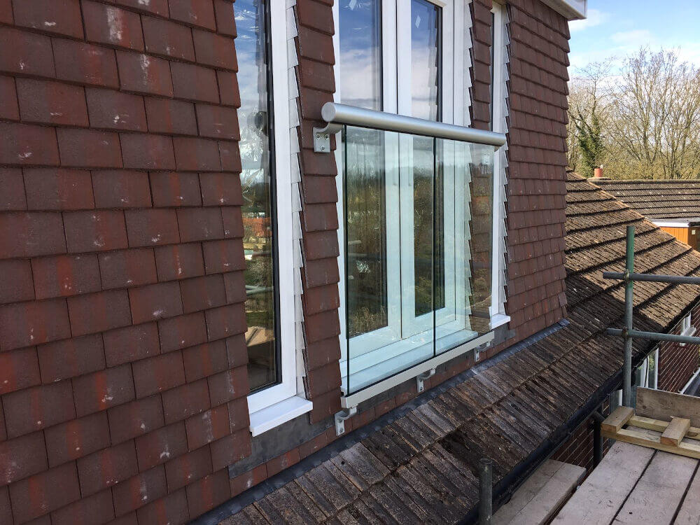Hip to gable loft conversion in St Albans