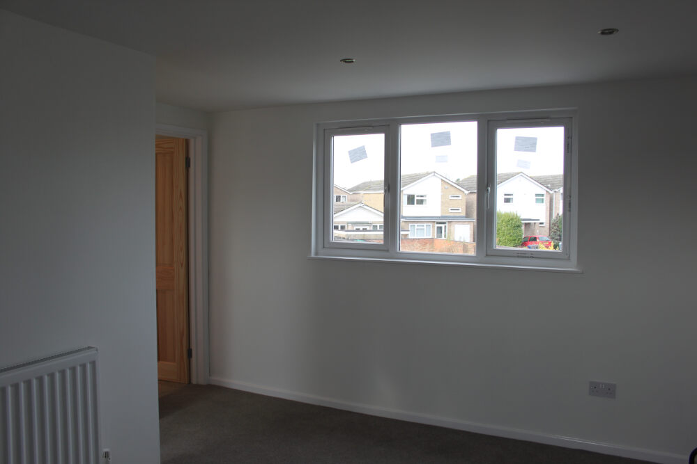 Low ridge loft conversion in St Albans property