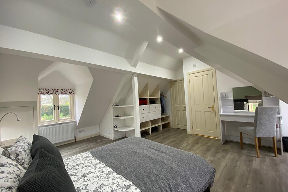 Touchstone Loft Conversion in Barnet