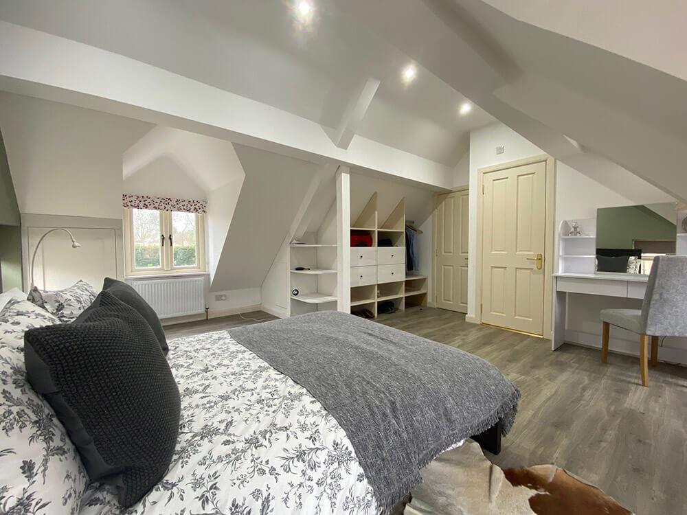 Touchstone loft conversion Kent