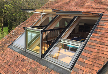 Velux Conversion Hackney